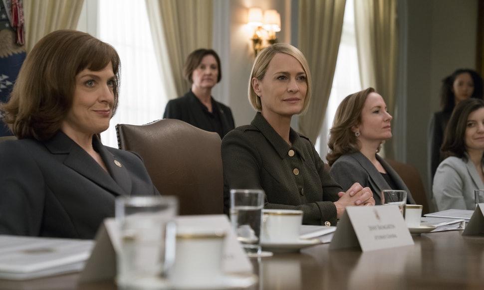 Claire Female Cabinet