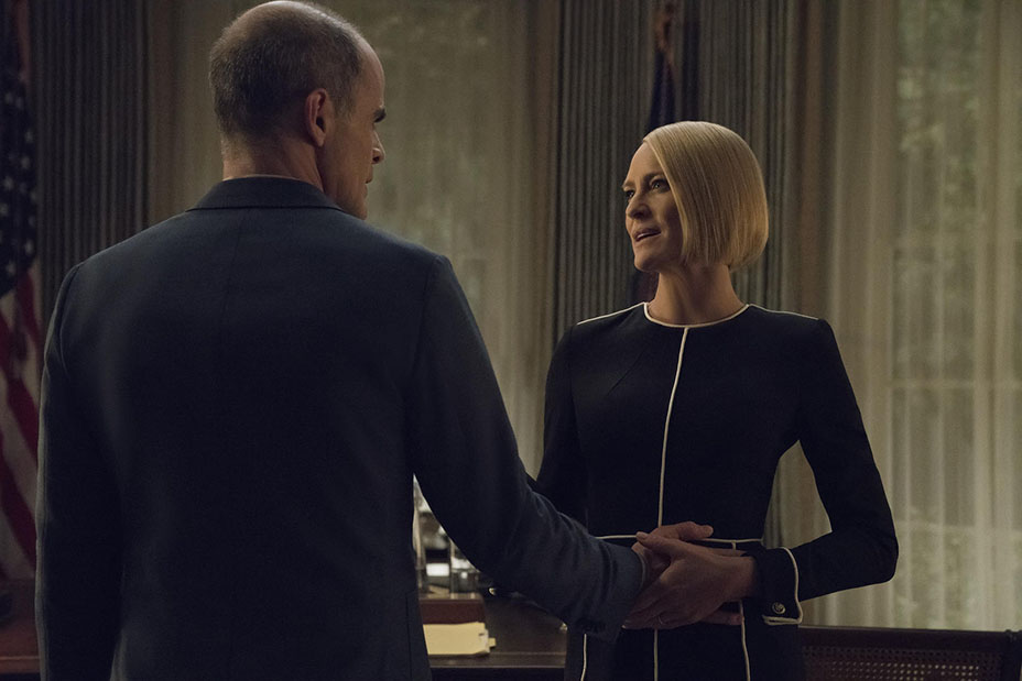 House of Cards Ending