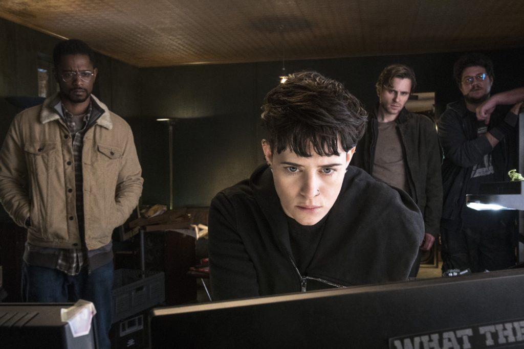 The Girl in the Spider's Web Review 3